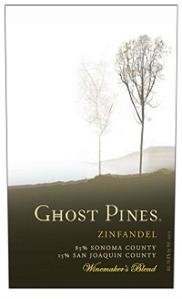 Ghost Pines Zinfandel 2011 750ml